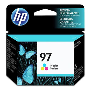 HP 97 Colour Ink Cartridge C9363WA