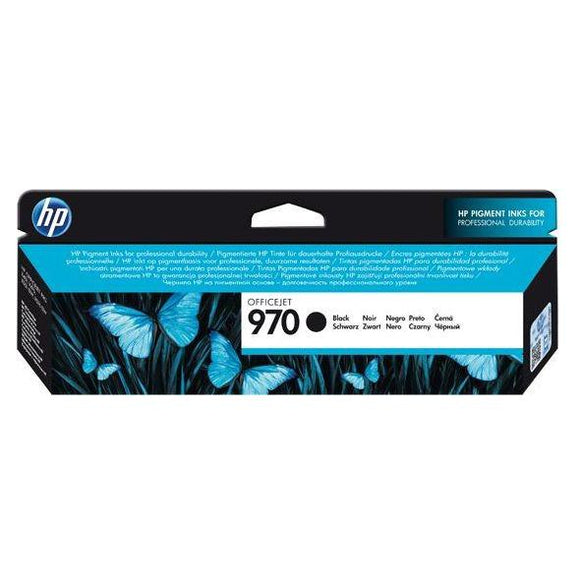 HP 970 Black Ink Cartridge CN621AA