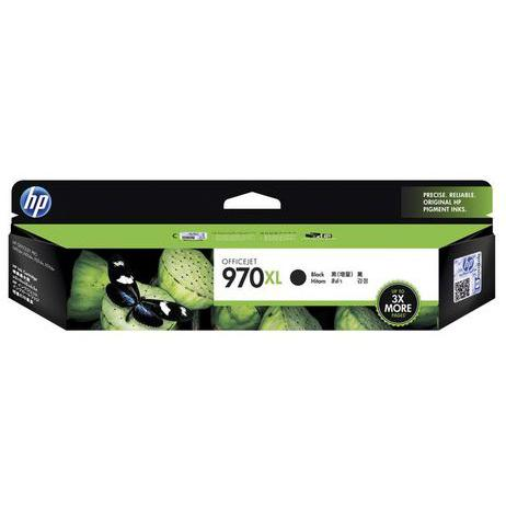HP 970XL Black Ink Cartridge CN625AA