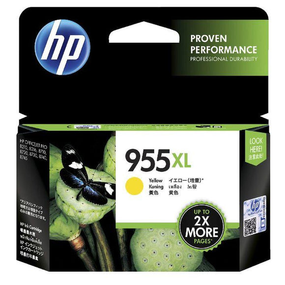 HP 955XL Yellow Ink Cartridge L0S69AA