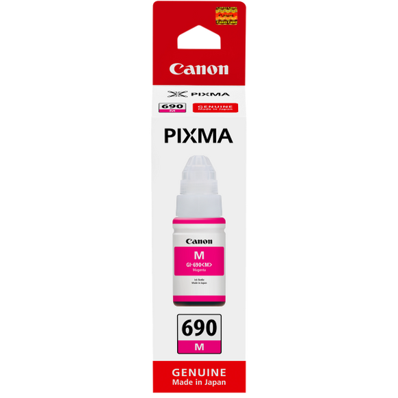Canon GI690 Magenta Ink Bottle