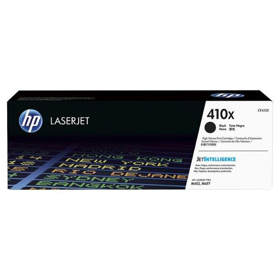HP 410X Black Toner Cartridge CF410X