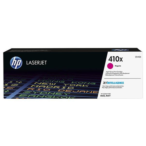 HP 410X Magenta Toner Cartridge CF413X