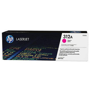 HP 312A Magenta Toner Cartridge CF383A