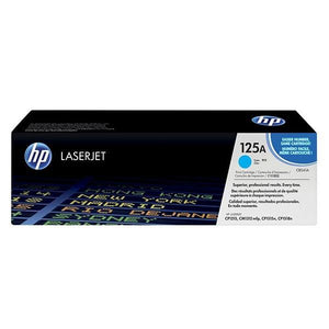 HP 125A Cyan Toner Cartridge CB541A