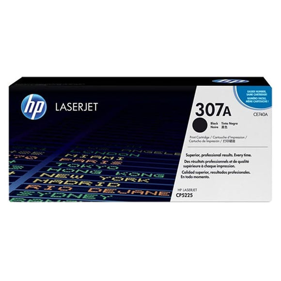 HP 307A Black Toner Cartridge CE740A CE740A at $230.99