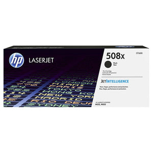 HP 508X Black Toner Cartridge CF360X CF360X at $326.08