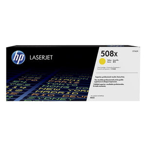 HP 508X Yellow Toner Cartridge CF362X CF362X at $448.33