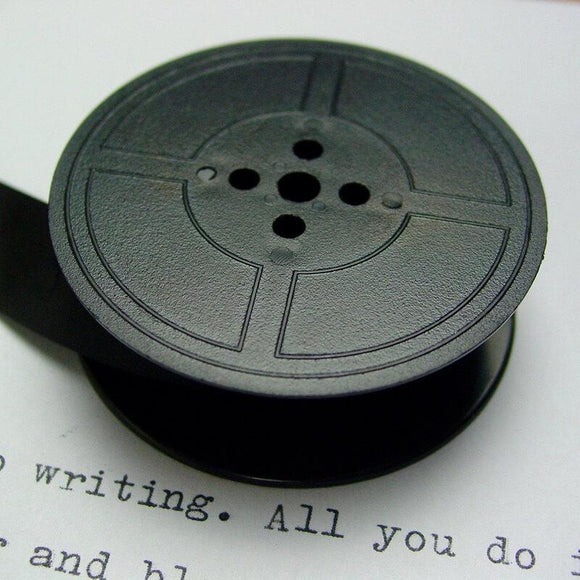 Compatible Group 9 Typewriter Ribbon Black GR9 GR9B at $6.95