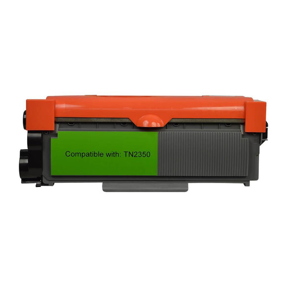 Generic Brother TN-2350 Black Toner Cartridge