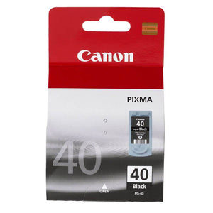 Canon PG40 Fine Black Ink Cartridge PG40 at $32.36