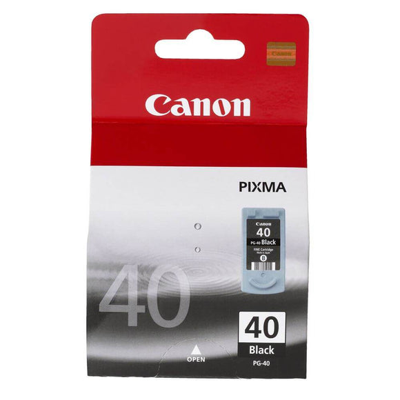 Canon PG40 Fine Black Ink Cartridge