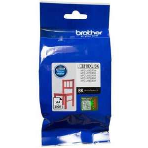Brother LC-3319XL Black Ink Cartridge LC-3319XLBK