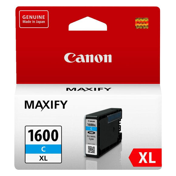 Canon PGI 1600XL Cyan Ink Cartridge