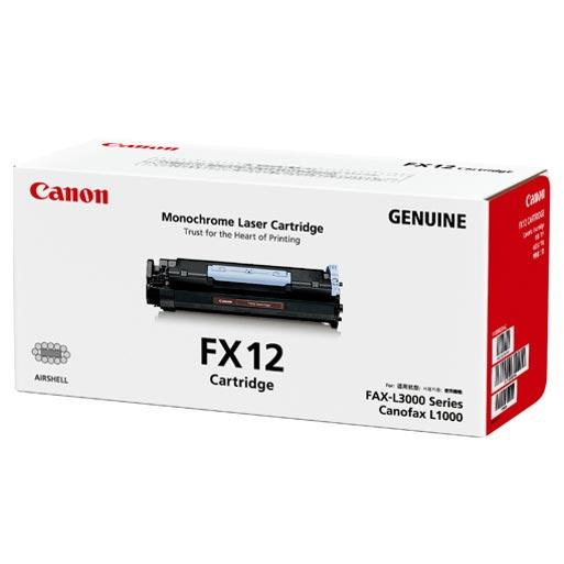 Canon FX12 Black Toner Cartridge