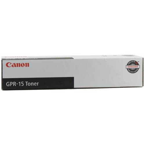Canon TG25 GPR15 Black Toner Cartridge
