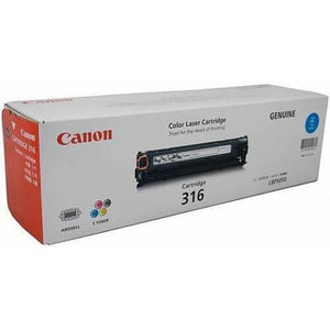 Canon CART316 Cyan Toner Cartridge