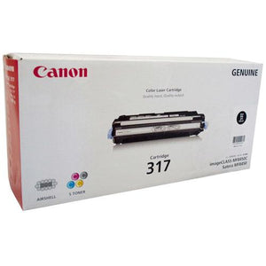 Canon CART317 Black Toner Cartridge