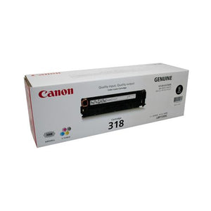 Canon CART318 Black Toner Cartridge