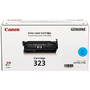 Canon CART323 Cyan Toner Cartridge