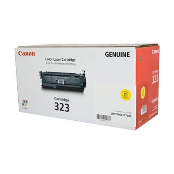 Canon CART323 Yellow Toner Cartridge