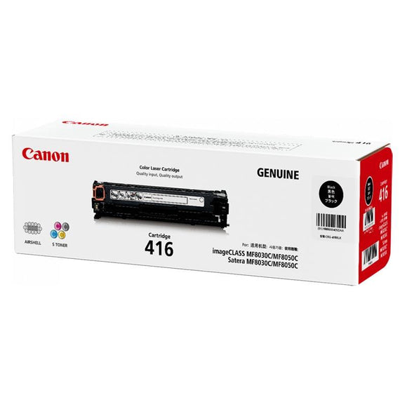 Canon CART416 Black Toner Cartridge