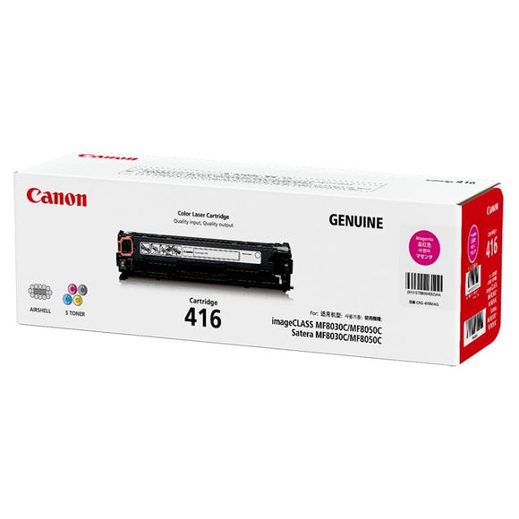 Canon CART416 Magenta Toner Cartridge