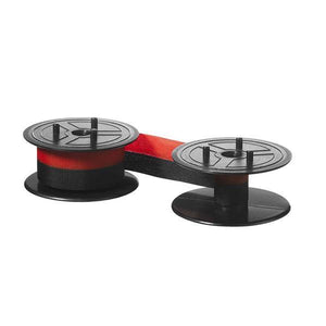 Compatible Group 24 Twin Spool Black/Red Calculator Ribbon GR24BR