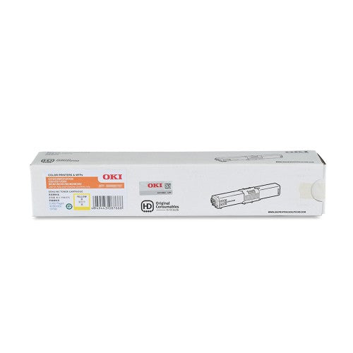 OKI C310DN Yellow Toner 44469755 44469755 at $99.45