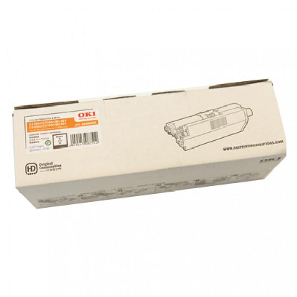 OKI C310DN Black Toner 44469805 44469805 at $105.50