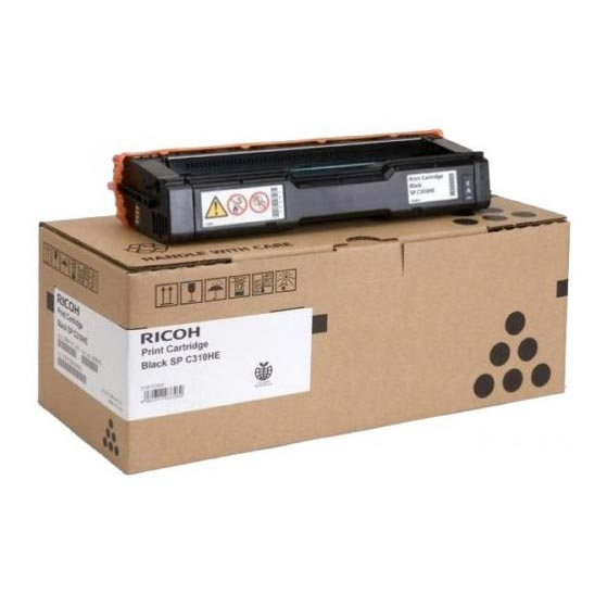Ricoh SPC310 Black Toner 406483 at $207.36