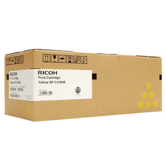 Ricoh SPC310 Yellow Toner 406486 at $218.86