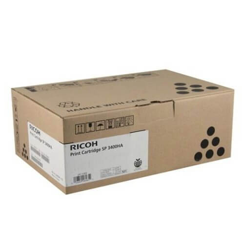 Ricoh SP3400HS Black Toner 406517 sp3410 at $177.40