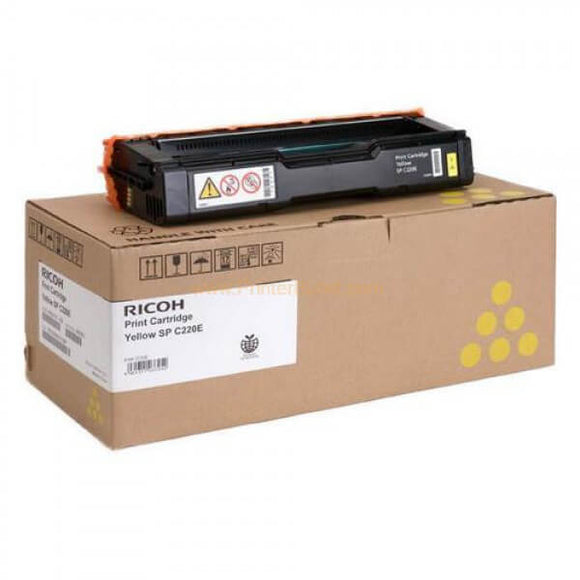 Ricoh Lanier Type 220 406062 Yellow Toner 406062 at $144.22
