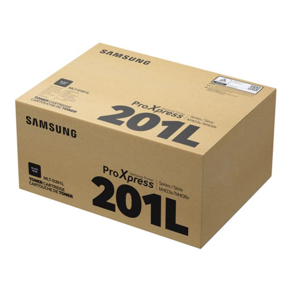 Samsung MLTD201L Black Toner MLTD201L at $302.03