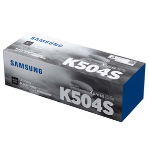 Samsung CLTK504S Black Toner CLTK504S at $137.56
