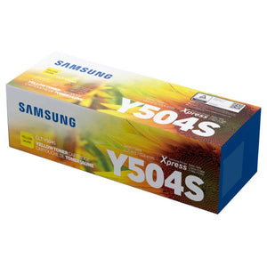 Samsung CLTY504S Yellow Toner CLTY504S at $137.56