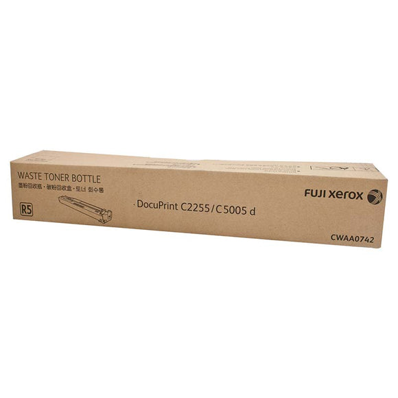Fuji Xerox DocuPrint C2255 C5005D Waste Toner Bottle CWAA0742 at $66.95