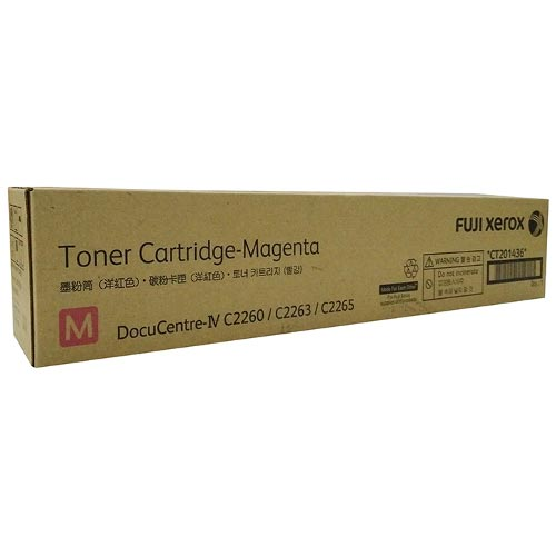 Xerox DCIV C2260 Magenta Toner CT201436 at $173.84