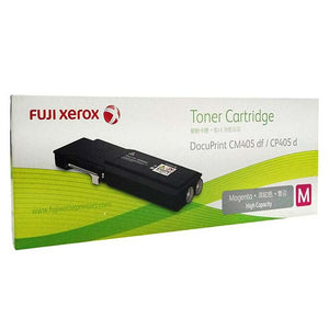 Fuji Xerox DocuPrint CP405D CM405DF Magenta Toner CT202035 CT202035 at $401.82