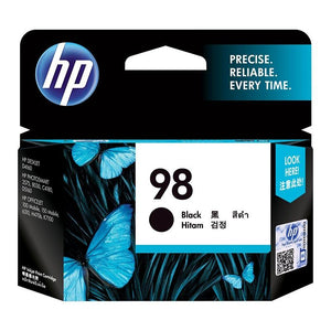 HP 98 Black Ink Cartridge C9364WA