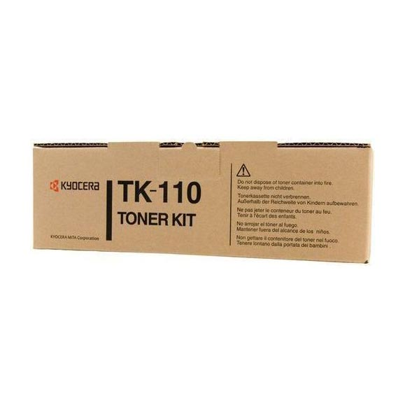 Kyocera TK110 Black Toner TK-110 at $167.74