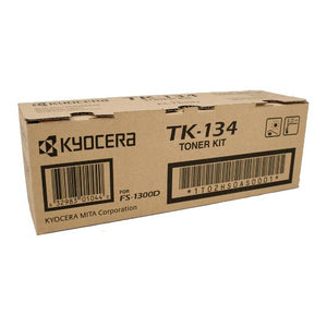 Kyocera TK134 Black Toner TK-134 at $172.32