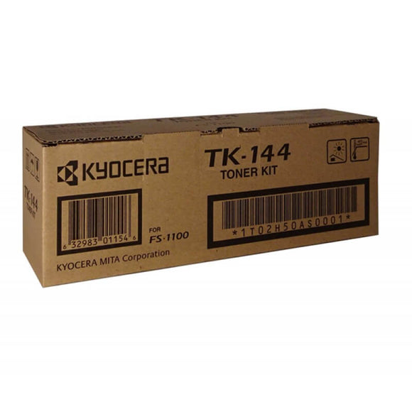 Kyocera TK144 Black Toner TK-144 at $131.02
