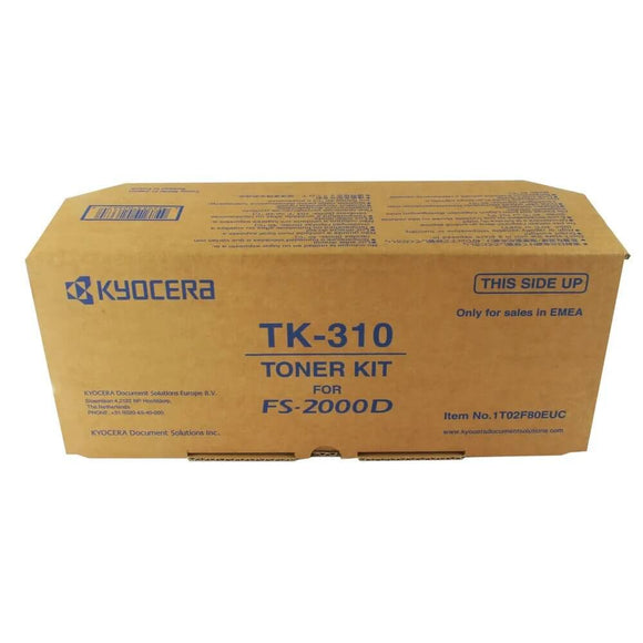 Kyocera TK310 Black Toner TK-310 at $181.51