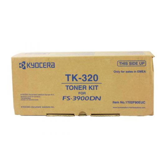 Kyocera TK320 Black Toner TK320 at $193.44