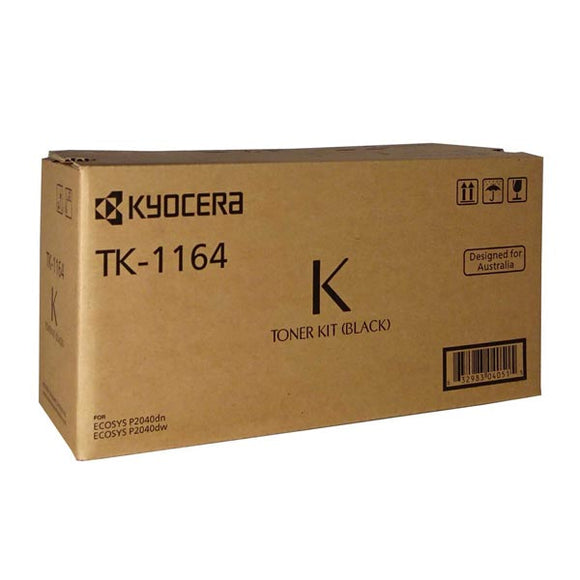 Kyocera TK1164 Black Toner TK1164 at $146.62
