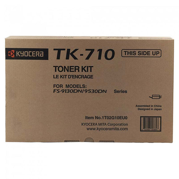 Kyocera TK710 Black Toner TK-710 at $254.95