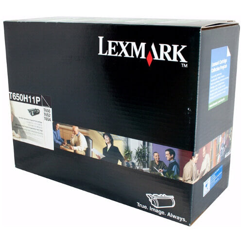 Lexmark T650H11P Black Toner T650H11P at $437.97