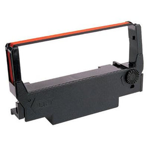 Compatible Epson ERC 30/34/38 Black/Red Ribbon